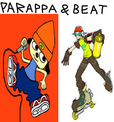 Parappa and Beat