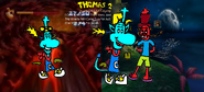 Thomas 2 - The Great Escape! - Part 13 - I Can Fly And Get The Third Mask For James!