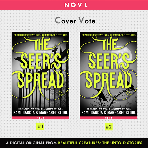 The Seer's Spread official voting process by NOVL