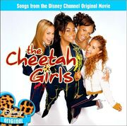 The Cheetah Girls soundtrack