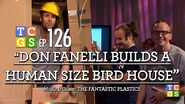 Don Fanelli Builds a Human Size Bird House 0001