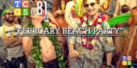 February Beach Party
