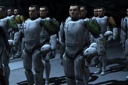 Unidentified Cadet Squad