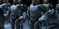 Unidentified Clone Cadet Squad