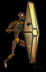 CommandoDroidShield