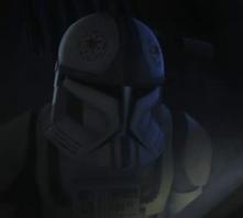 Unidentified Clone Pilot