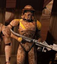 Desert Trooper Hi-Def