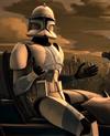 Clone Trooper Kix