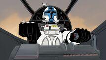 ARC Trooper pilot