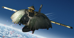TF-1726's Separatist Frigate