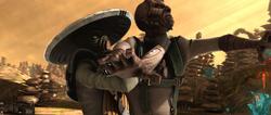Embo chokes pirate - BH