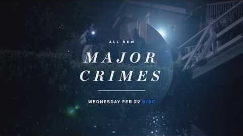 Major Crimes S5 Winter Promo