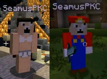 File:Seamus' Minecraft Skin (Accident Guy and Accident Mario).jpg