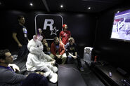 Bunny at PAX East