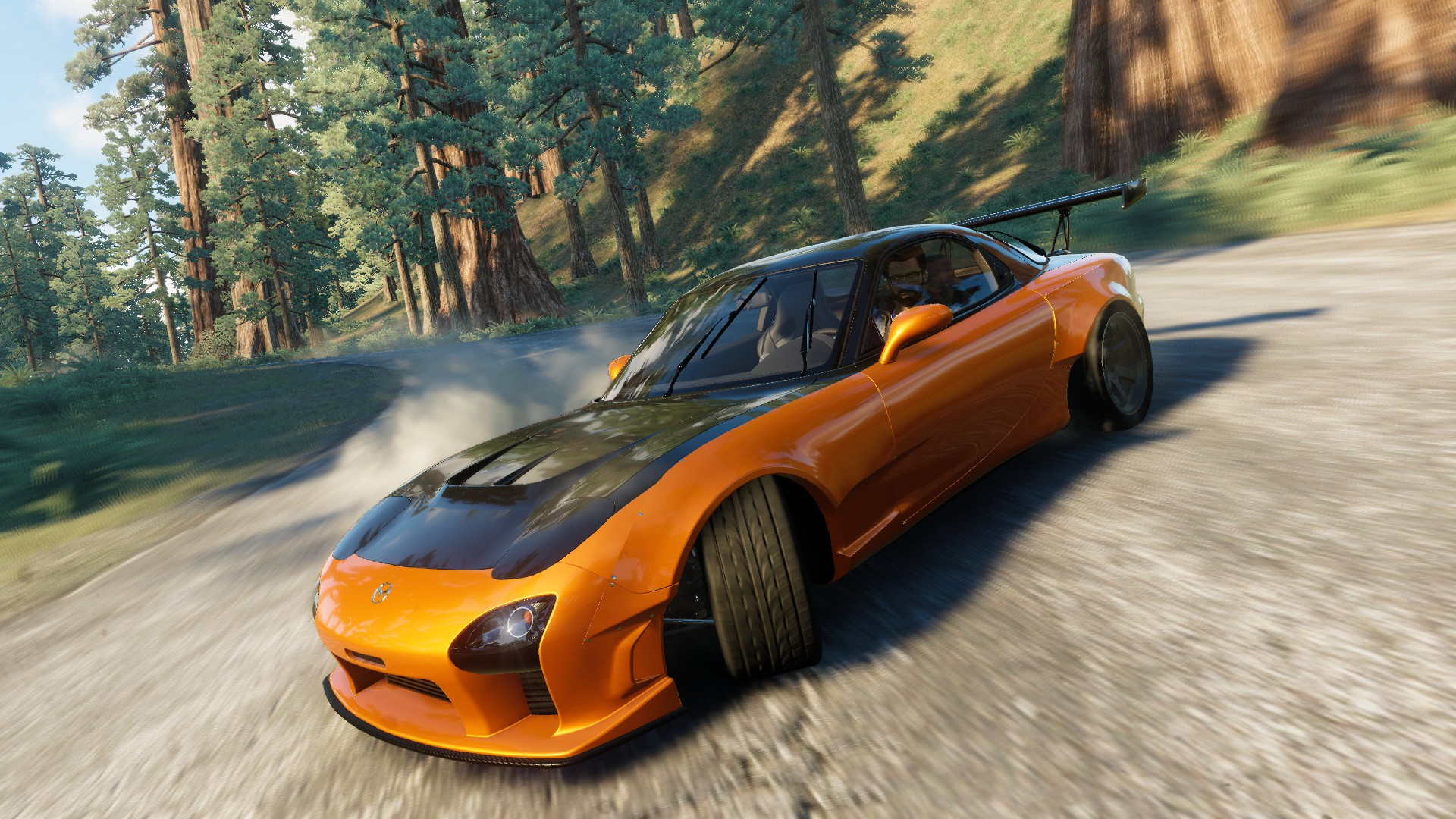 Benz Drift Car >> Image - Mazda RX7 DRIFT.jpg | THE CREW Wiki | FANDOM powered by Wikia