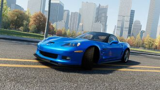 Chevrolet Corvette ZR1 FULL
