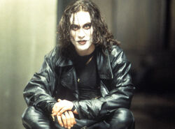 The Crow Eric Draven 01