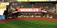 Modell's Clubhouse seating area