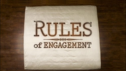 Rules of Engagement title card