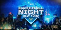 Baseball Night in New York