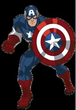 Captain America Cap
