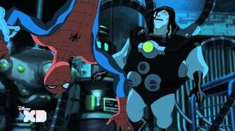 Ultimate Spider-Man - The Lizard