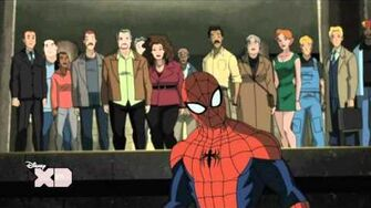Ultimate Spider-Man - 'Venom' - Subway Attack!