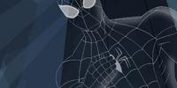 Spider-Man's Stealth Suit