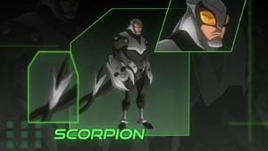 Armoured Scorpion