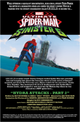 Hydra Attacks (Part 2) (Issue 2) Preview Page 1