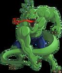 Ultimate Lizard