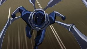Steel Spider Armor