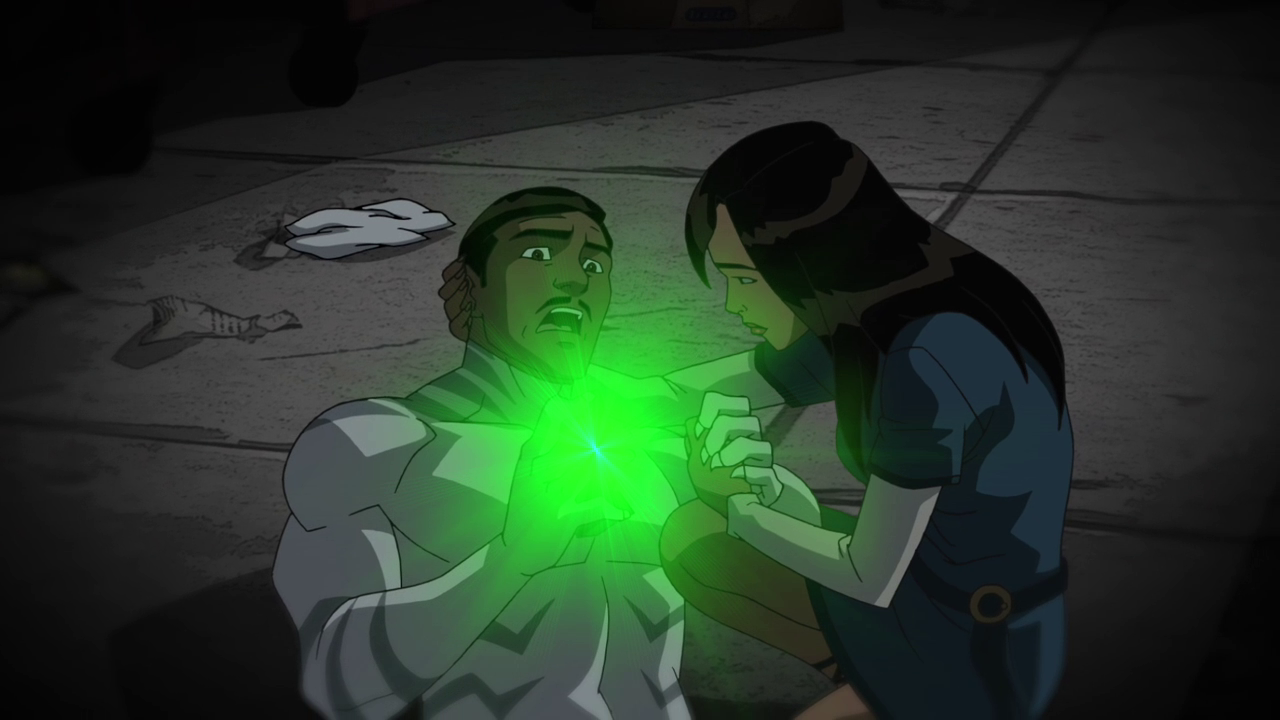 White Tiger   Ultimate Spider-Man Animated Series Wiki   FANDOM powered by Wikia