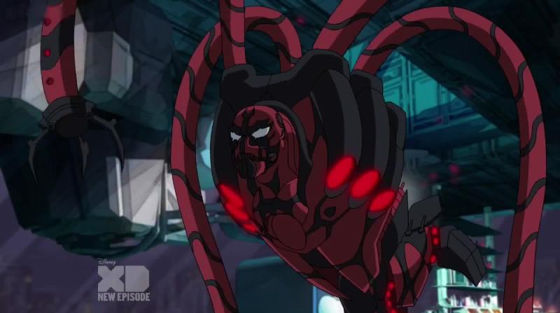 lego scarlet spider decals