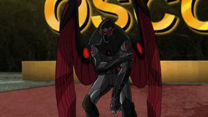Vulture Black Hydra Armor