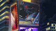 Spider-Girl vs Krava the Hunter USMWW