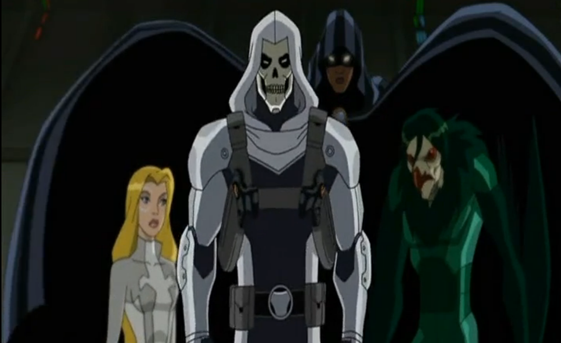 Image - Taskmaster's Thunderbolts.png | Ultimate Spider ...