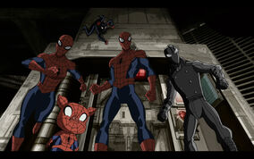 The Spider-Verse Part 4 Episode Picture