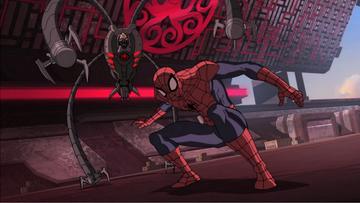 Hydra Doc Ock vs Spider-Man