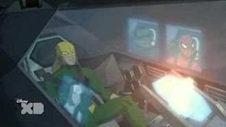 Ultimate Spider-Man - 'Doomed' - Unexpected Guests