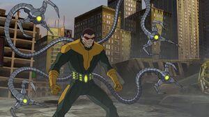 Doctor Octopus 2nd Nanotech Form
