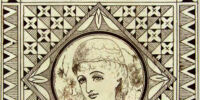 Female Heads - Minton Hollins & Co.