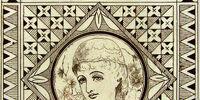 Female Heads - Minton Hollins & Co.