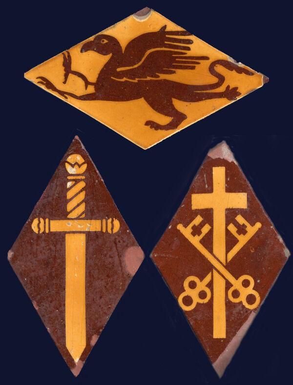 Masonic tiles