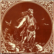 09 - Biblical Scenes - Minton Hollins & Co
