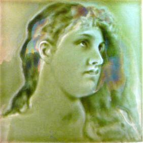 Female head 2 - Sherwin & Cotton