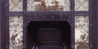 Owen Gibbons Fireplace - Maw & Co