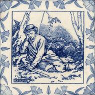 Lysander - 8inch - Wedgwood