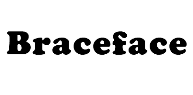 File:Braceface WordMark.png
