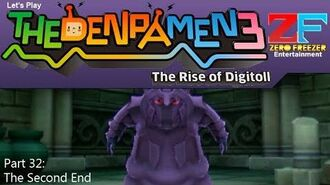 The Denpa Men 3 (3DS) Part 32 The Second End HD